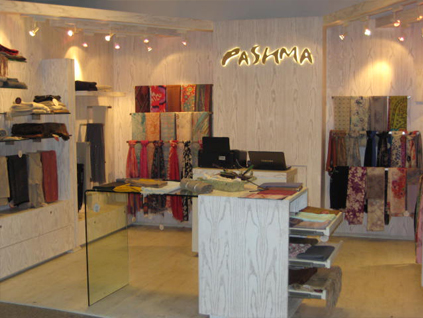 Pashma - inlinesdesign interior design firm example