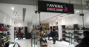 Pavers England Phoenix Mall - by interior architects in mumbai from inlines