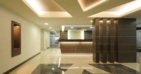 Leading commercial and corporate design firm inlinesdesign for Commercial interior design firms